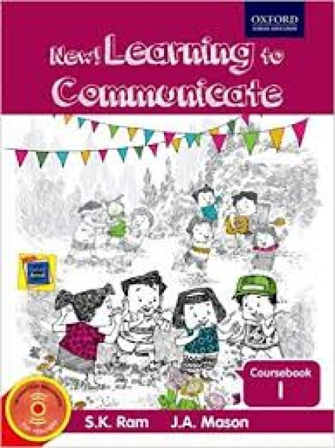 NEW LEARNING TO COMMUNICATE - COURSEBOOK I
