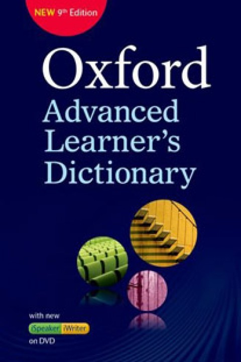 OXFORD ADVANCED LEARNERS DICTIONARY 9ED - WDVD