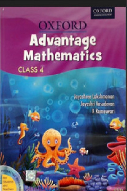 OXFORD ADVANTAGE MATHEMATICS - CLASS 4