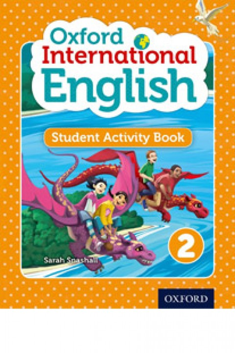 OXFORD INTERNATIONAL ENGLISH 2 - STUDENT ACTIVITY