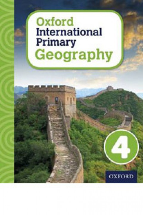 OXFORD INTERNATIONAL PRIMARY GEOGRAPHY - 4