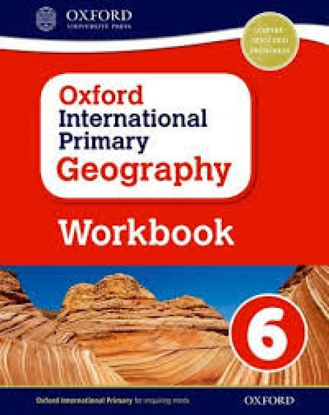 OXFORD INTERNATIONAL PRIMARY GEOGRAPHY 6 - WB