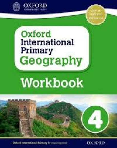 OXFORD INTERNATIONAL PRIMARY GEOGRAPHY WB - 4