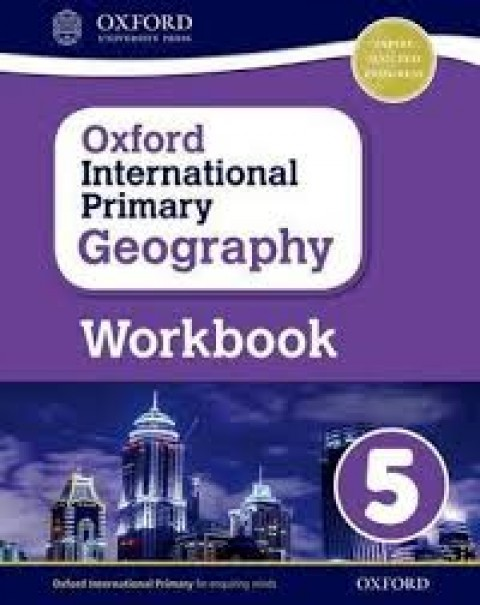 OXFORD INTERNATIONAL PRIMARY GEOGRAPHY WB - 5