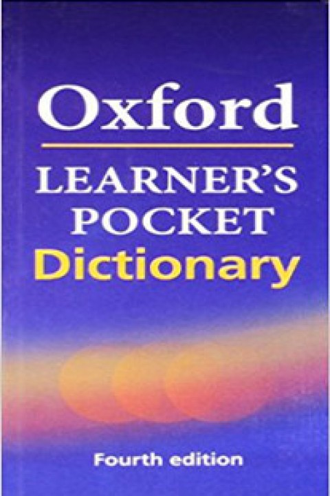 OXFORD LEARNERS POCKET DICTIONARY 4ED