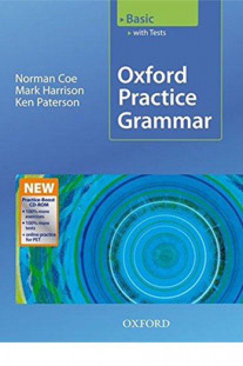 OXFORD PRACTICE GRAMMAR WITH ANSWERS - BASIC