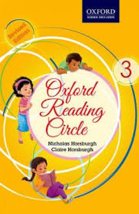OXFORD READING CIRCLE 3 REVISED EDITION