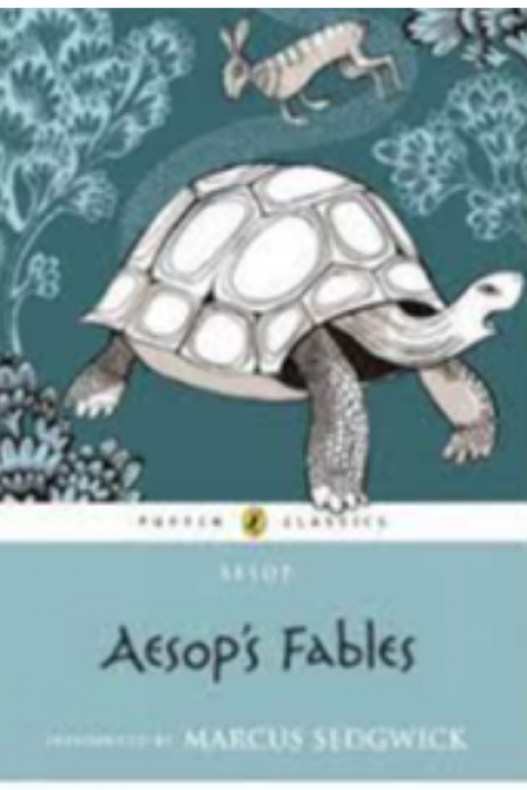 PUFFIN CLA - AESOPS FABLES