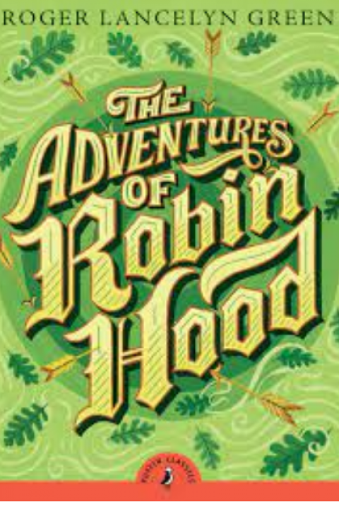 PUFFIN CLA - THE ADVENTURES OF ROBIN HOOD