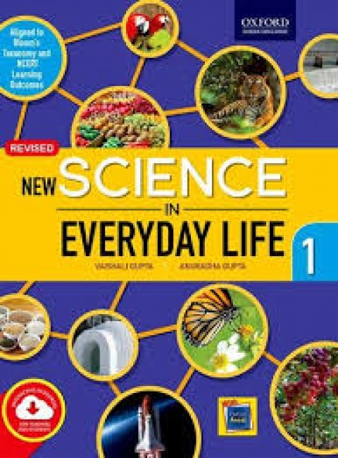 REVISED NEW SCIENCE IN EVERYDAY LIFE - 1