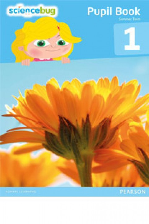 SCIENCE BUG - PUPIL BOOK 1