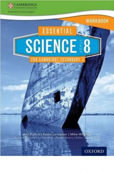 SCIENCE FOR CAMBRIDGE SECONDARY 1 - STAGE 8 WB