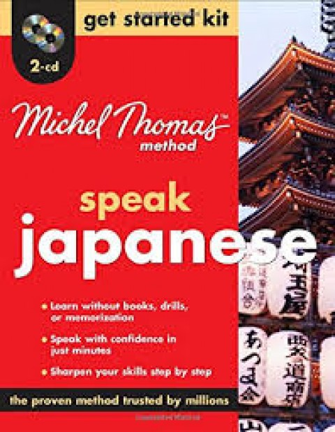 SPEAK JAPANESE - 2 CD