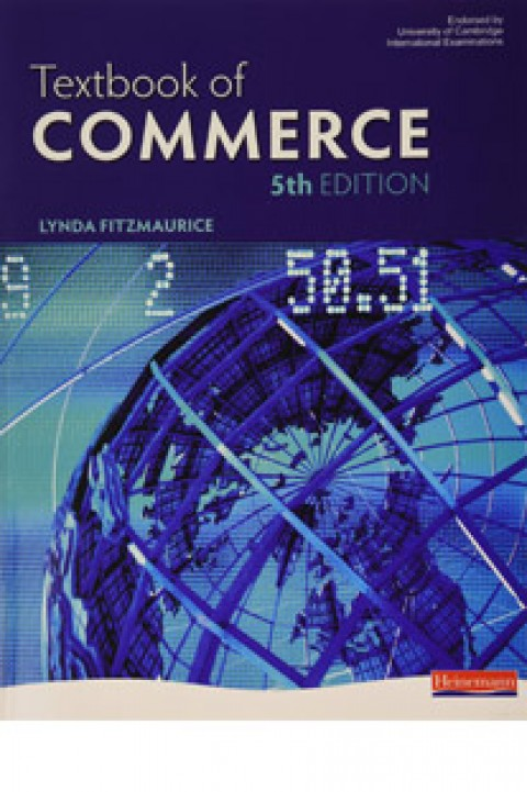 TEXTBOOK OF COMMERCE 5ED