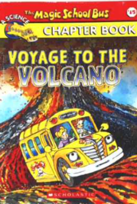 THE MAGIC SCHOOL BUS 15 - VOYAGE TO THE VOLCANO