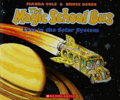 THE MAGIC SCHOOL BUS - LOST IN THE SOLAR SYSTEM