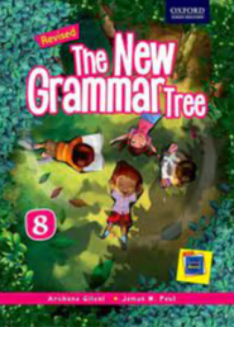 THE NEW GRAMMAR TREE - 8 REVISED