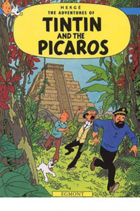 TIN TIN AND THE PICAROS