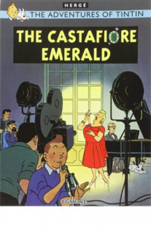 TIN TIN THE CASTAFIORE EMERALD