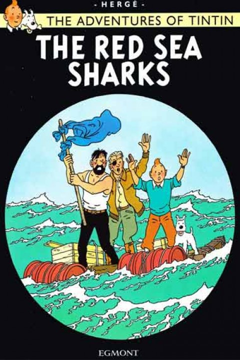TIN TIN THE RED SEA SHARKS