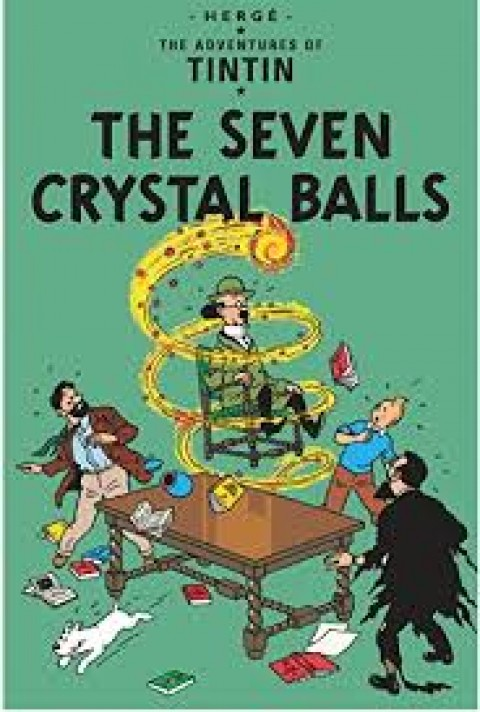 TIN TIN THE SEVEN CRYSTAL BALLS