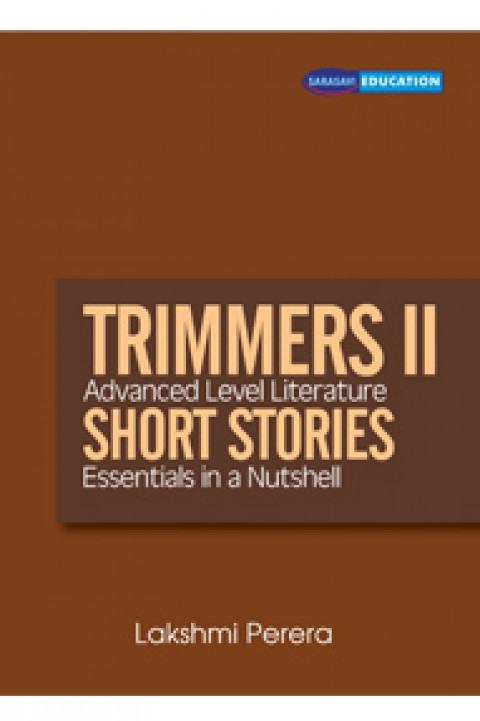 TRIMMERS II - SHORT STORIES