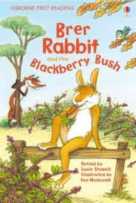 USBORNE FIRST READING - BRER RABBIT AND THE BLACKB