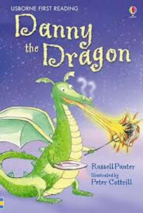 USBORNE FIRST READING - DANNY THE DRAGON