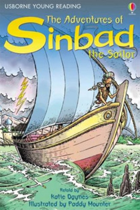 THE ADVENTURES OF THE SINBAD THE SAILOR