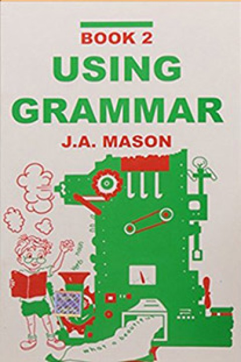 USING GRAMMAR BOOK 2