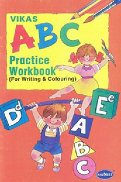 VIKAS ABC PRACTISE WORK BOOK
