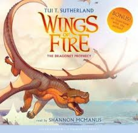 WINGS OF FIRE - THE DRAGONET PROPHECY